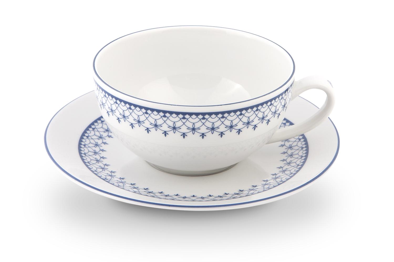 Kaffeegeschirr blau wei geschirr porzellan maritim wohnen mare me maritime dekoration - Holzpaddel deko ...