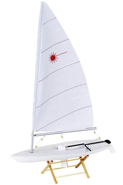 Dekosegelschiff Laser