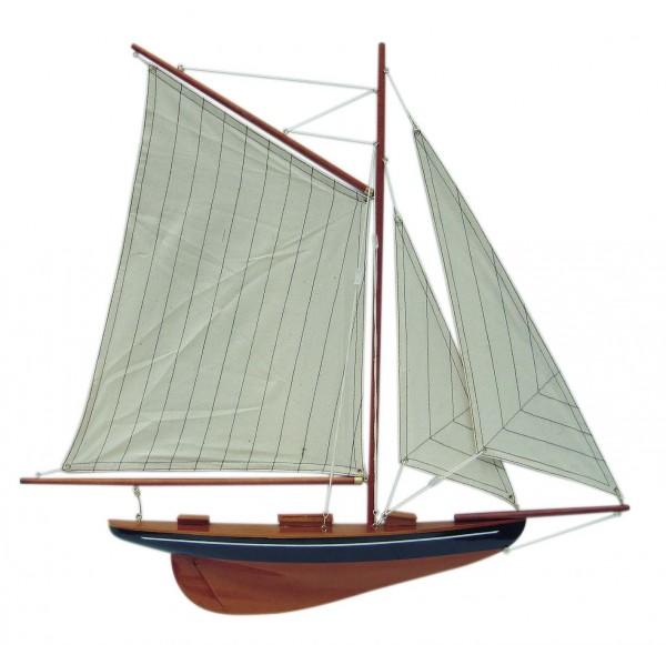 Segelschiff Halbmodell Wanddeko