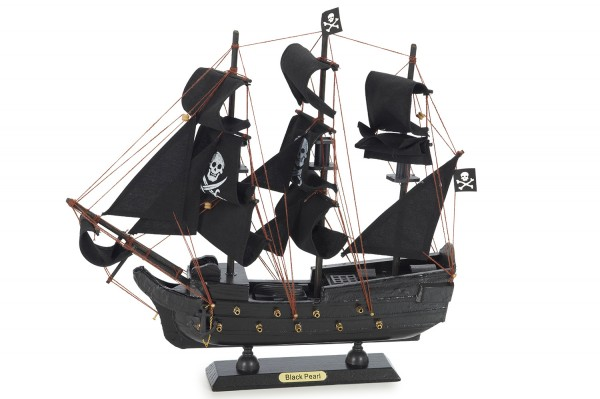 Modell Piratenschiff, 31cm