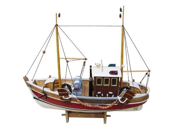 Modell Kutter Holz
