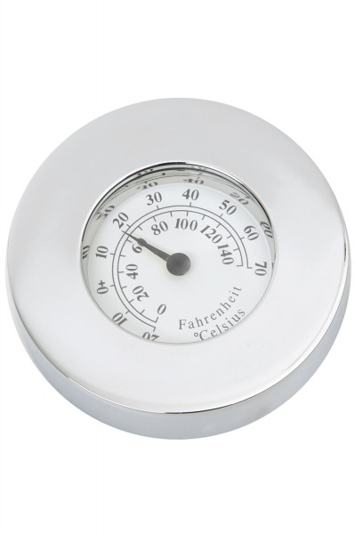Briefbeschwerer, Thermometer