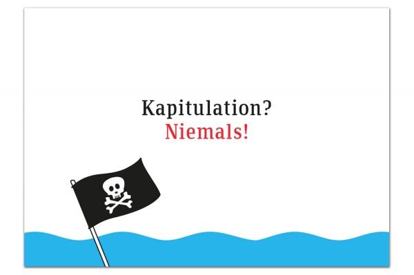 Postkarte von Chatlab Kapitulation