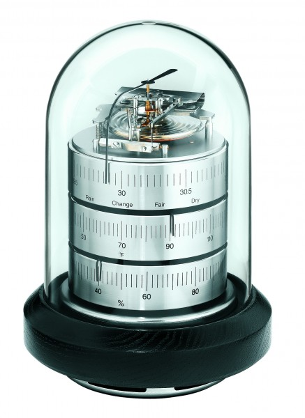 Barigo Säulen- Baro-/Thermo-/Hygrometer