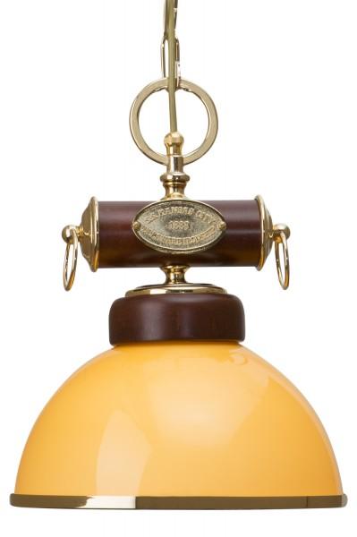 messinglampe schiff moretti luce lampen leuchten. Black Bedroom Furniture Sets. Home Design Ideas