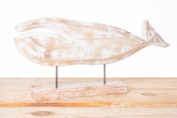 Deko Wal Holz groß