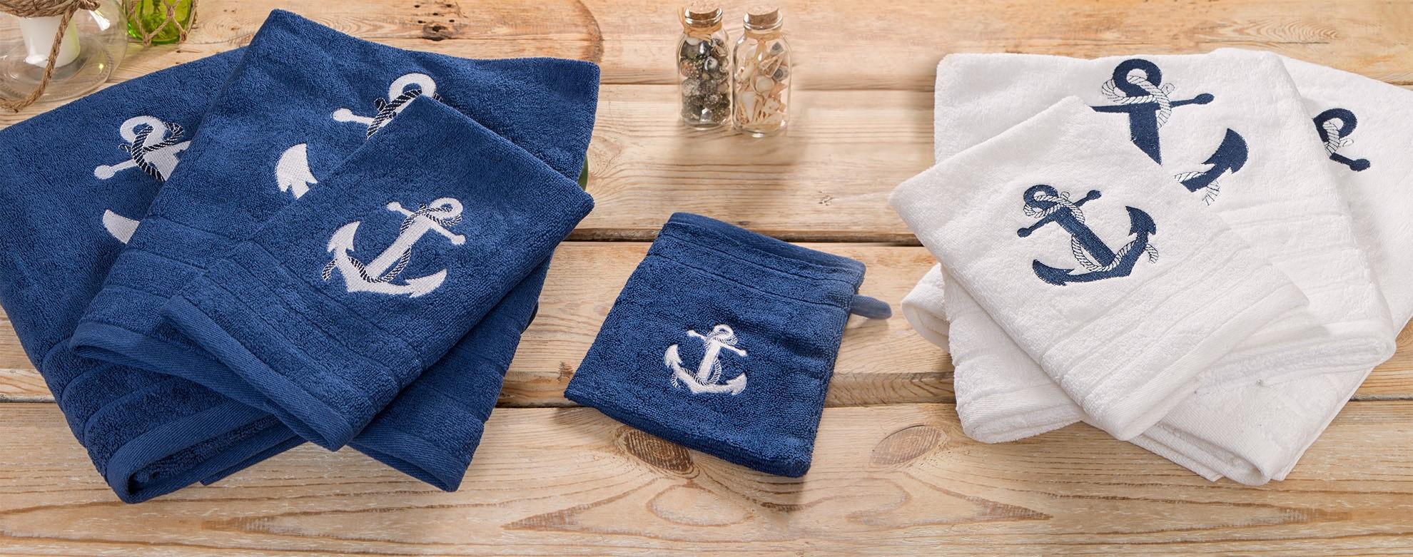 Badezimmer Textilien