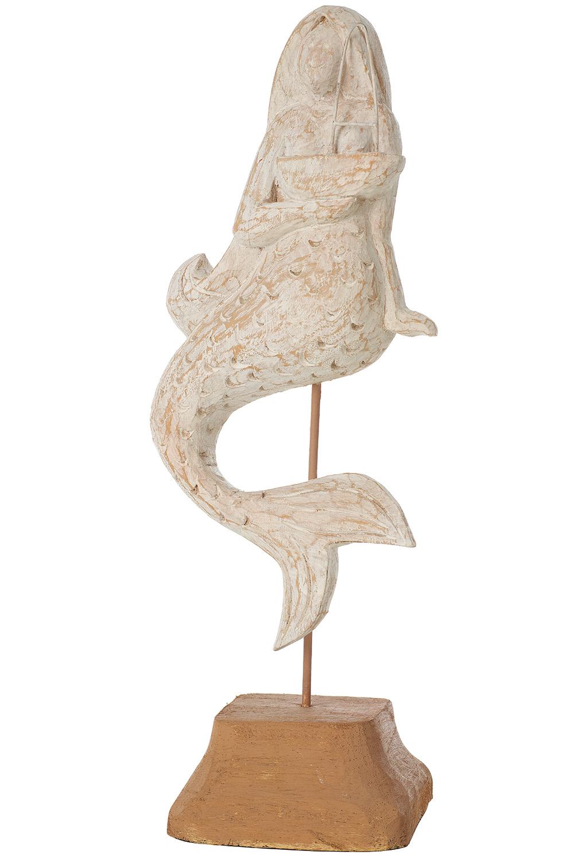 Dekofigur wassernixe figuren deko figuren maritim Maritime deko figuren