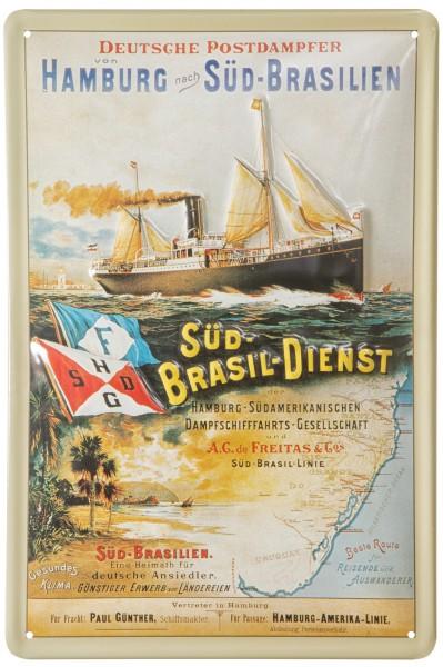 Nostalgieschild reklameschild nostalgieschilder for Maritime wohnaccessoires