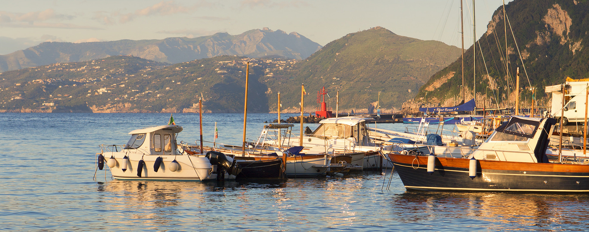 Leinwandbilder Capri