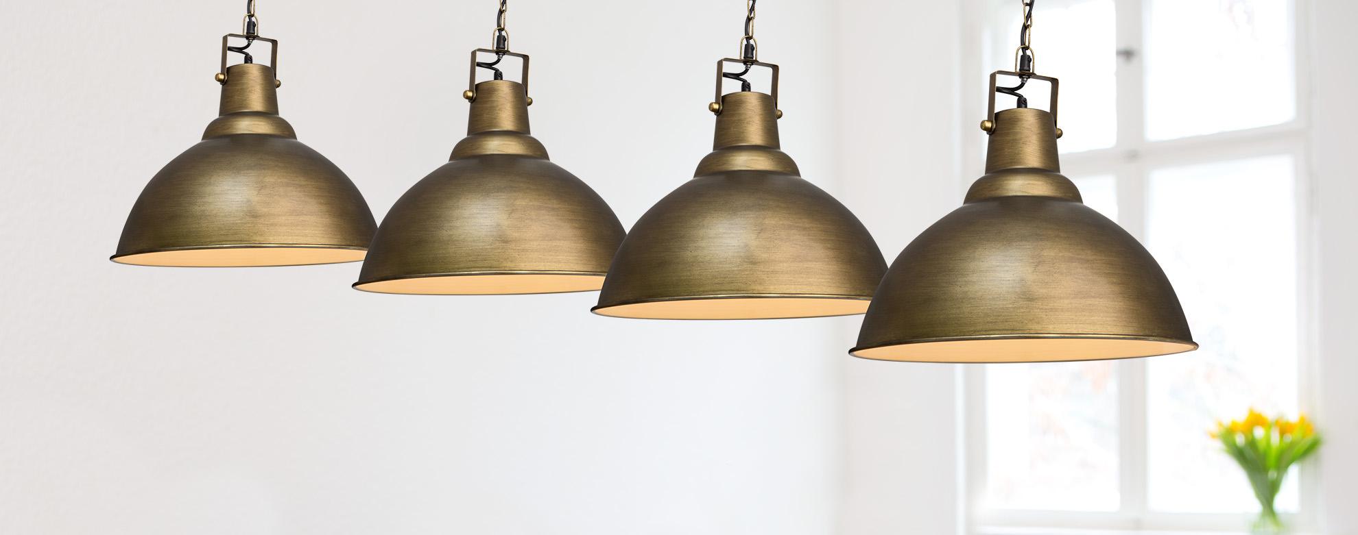 Deckenlampe, Hängelampe
