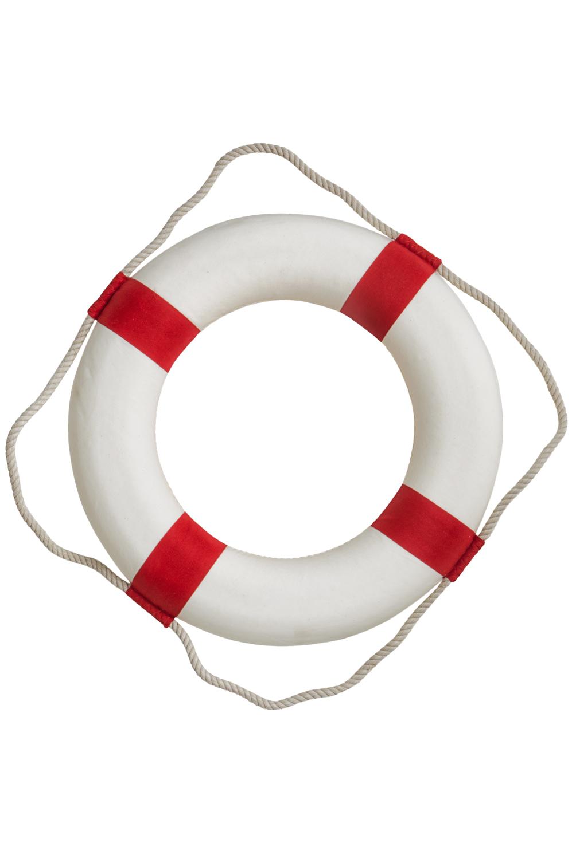 Rettungsring deko rot wei einkaufen online mare me - Holzpaddel deko ...
