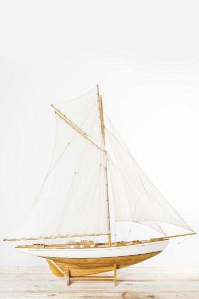 Segelyacht Modell 125cm
