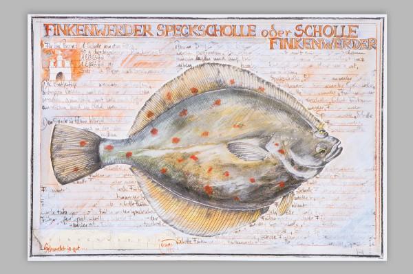 Finkenwerder Speckscholle, Ole West