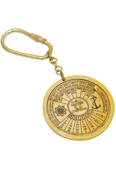 Schlüsselanhänger 40-jähriger Kalender