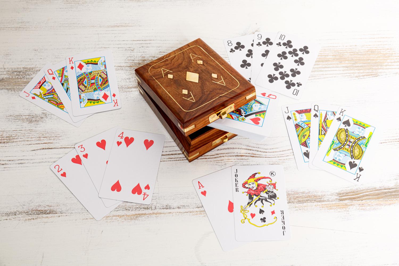spielkartenbox skatblatt holzspiele maritim zuhause maritime klassiker mare me. Black Bedroom Furniture Sets. Home Design Ideas
