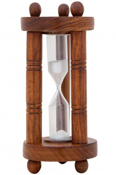 Holz Sanduhr 3 Minuten