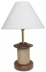 Tischlampe, Seilrolle