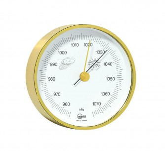 Barigo Kreis-Barometer, Messing