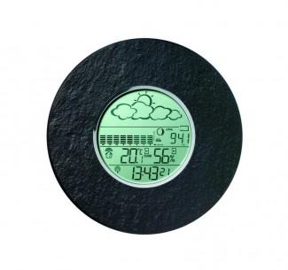 Barigo digitale Wetterstation, Schiefer