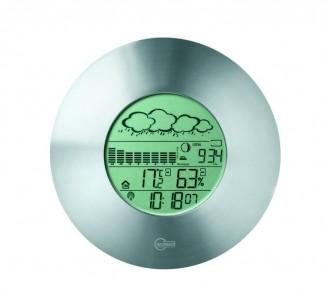 Barigo digitale Wetterstation, Alu