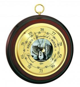 Barigo Wand-Barometer, Ø15cm