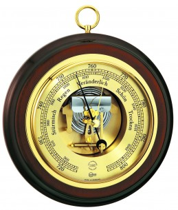 Barigo Wand-Barometer, Ø19cm