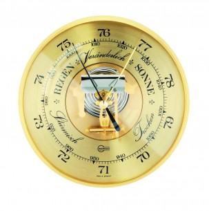 Barigo Messing- Barometer, Ø16cm