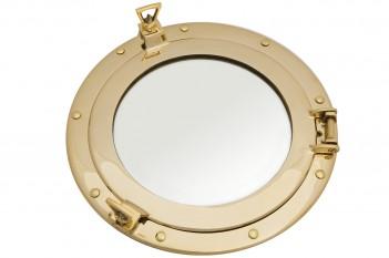 Bullauge Spiegel, rund