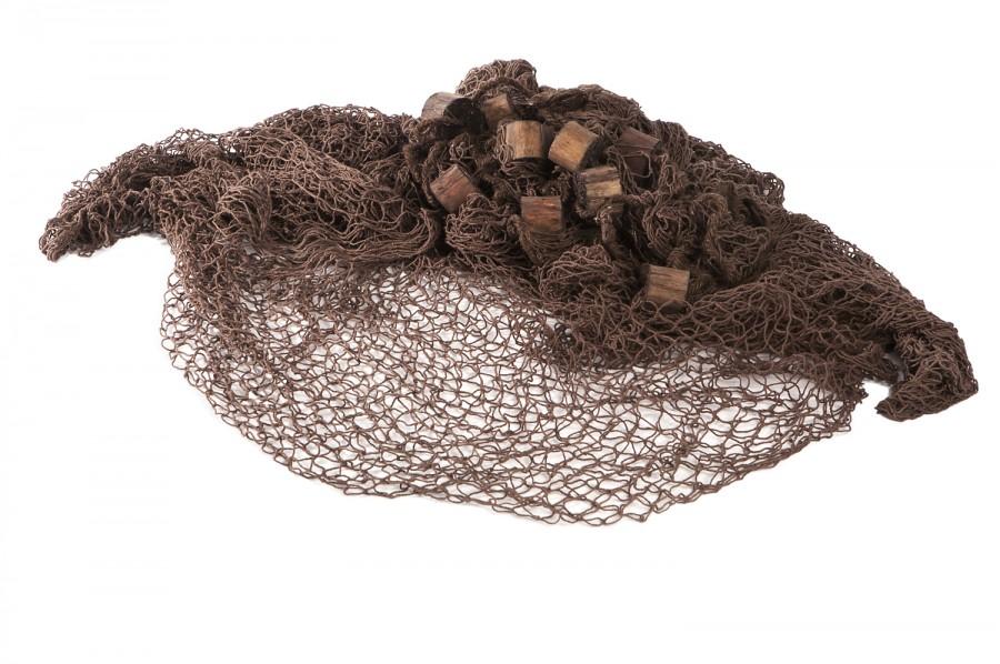 deko fischernetz braun 11qm online bestellen bei mare me. Black Bedroom Furniture Sets. Home Design Ideas