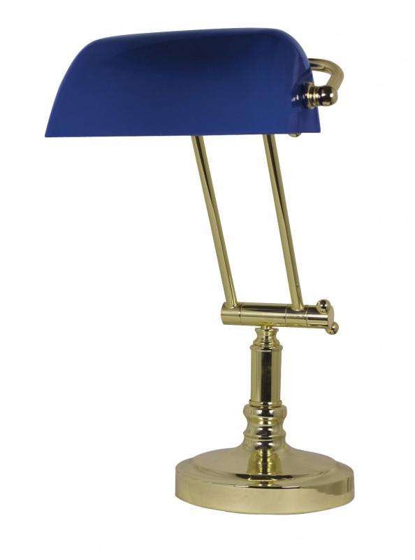 bankers lampe blau online bestellen bei mare me. Black Bedroom Furniture Sets. Home Design Ideas