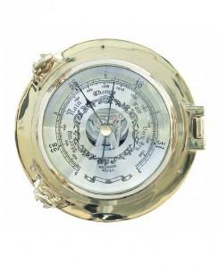 Barometer, Bullauge, 18cm