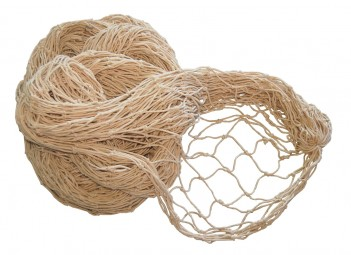 Fischernetz, 3-8qm, 3mm, natur